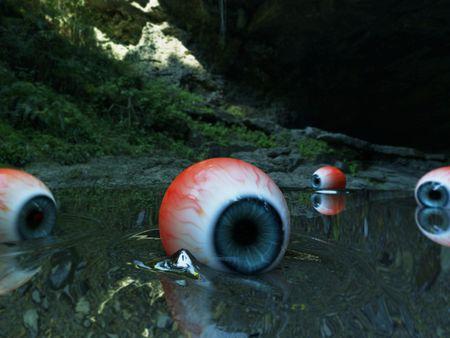 Watereyes