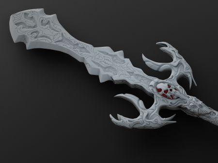 Ancient Warrior's Sword