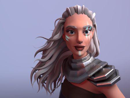 Alala the Warrior