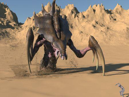 Desert Beast