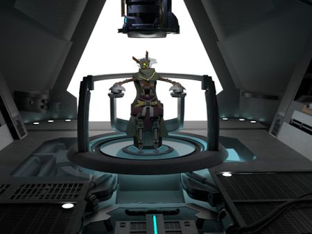 Robot Ship