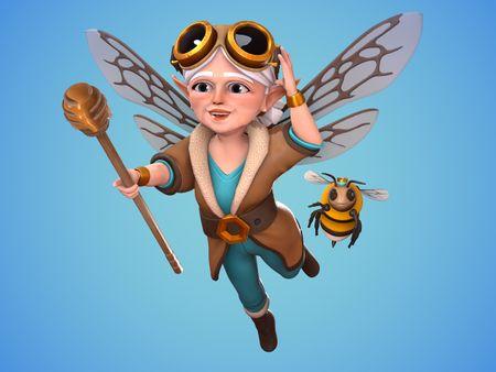 Bee Fairy