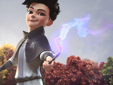 Bolder - Student Animated Film