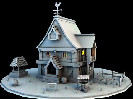 fantasic House