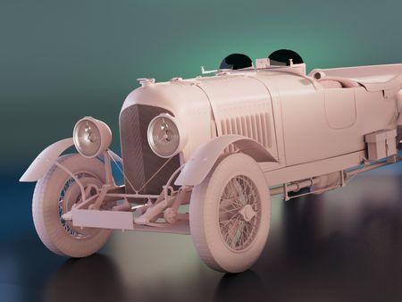 Bentley Le Mans-1928