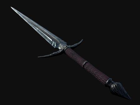 Dark Fantasy Sword