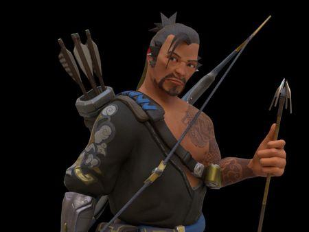 More Realistic Hanzo