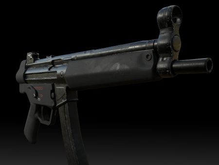 MP5 Model