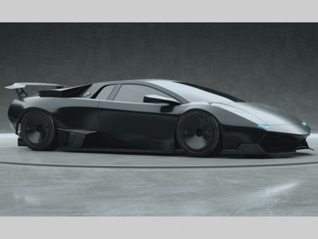 Noire (Lamborghini Murcielago SV)
