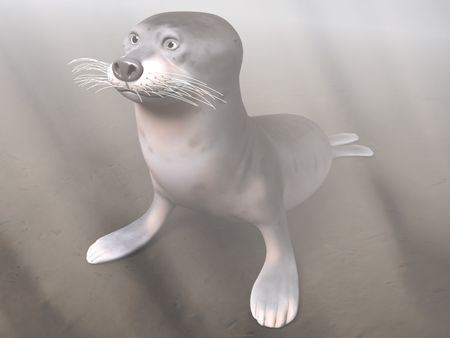 Stylized Seal