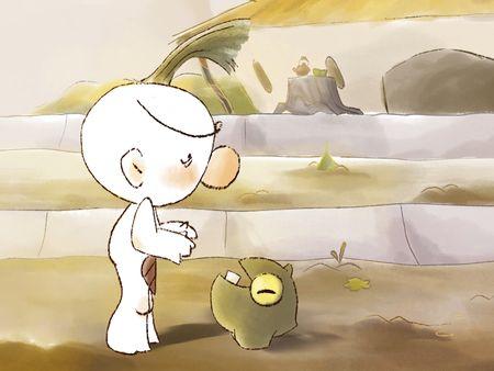 Timmy's Monster  - 2021 Animated Short Film