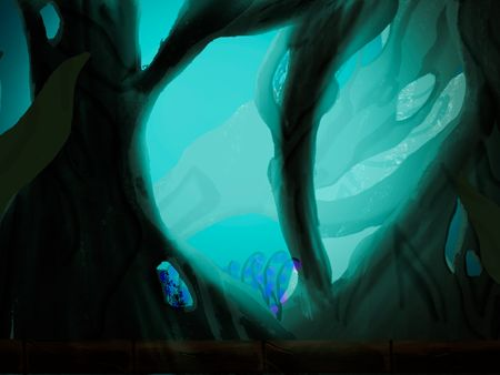 Concept Art Seabed