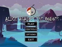 ALICE AGAINST THE ROBOTS