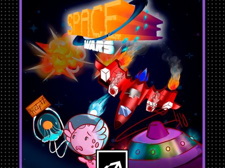 Space Wars: Android Game