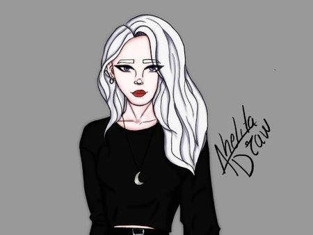 Character Design-Lizeth