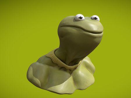 Kermit on Steroids