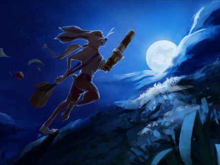 Astronomer Hare