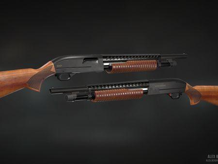 Winchester SXP Trench Gun