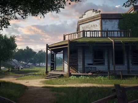 Morgan's Saloon