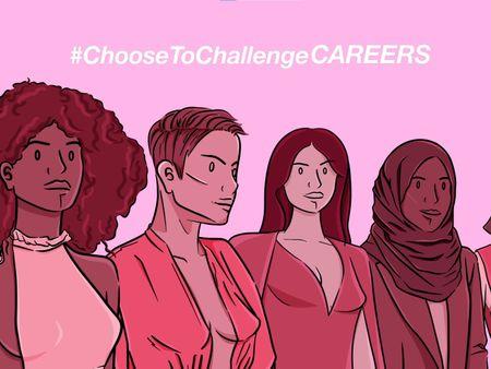 Careers have No Gender