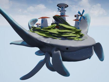 Manta Sanctuary - 3D Environment