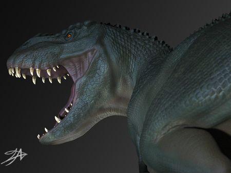 V-rex (king kong movie)