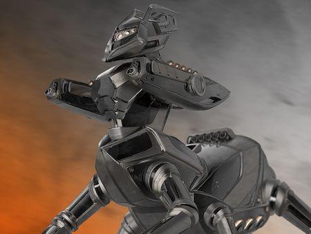 D.S.U-014 (Defensive Spider Unit)