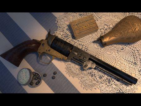 Colt Nany 1851