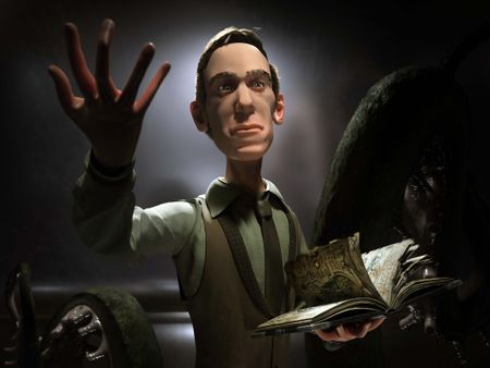 Young H.P.Lovecraft