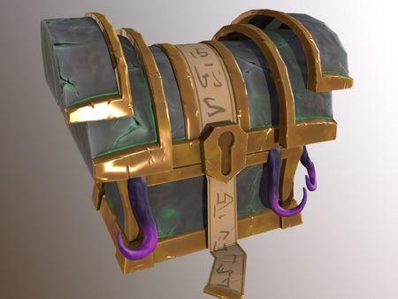 Forgotten chest