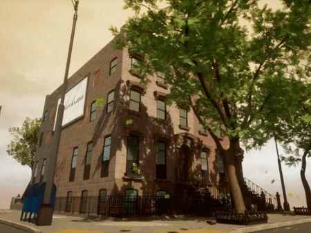 Brooklyn street diorama