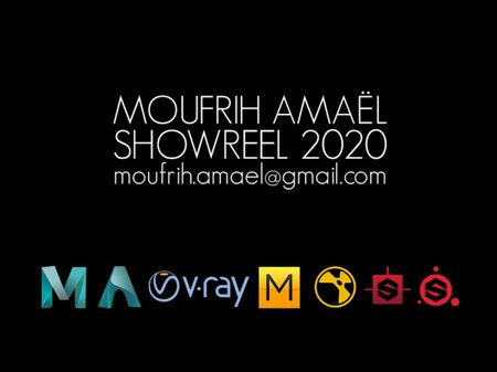 Showreel March 2020