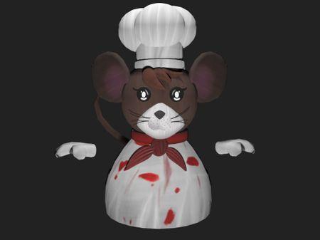 Overcooked Character