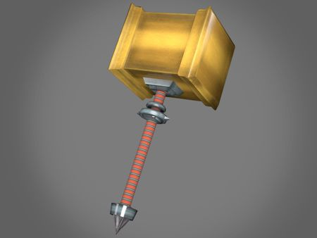 Hammer Weapon
