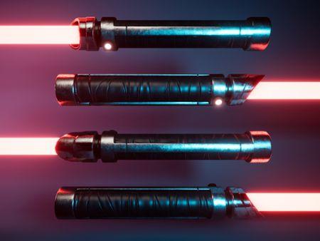 Sith Light Saber