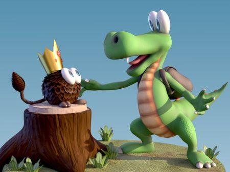 Croc: Legend of the Gobbos Fanart