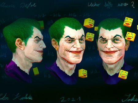 Joker - Williem Dafoe