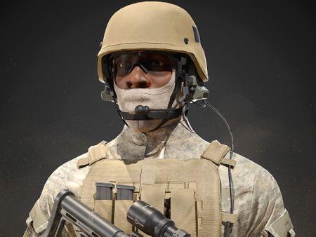US Soldier - MIL SIM