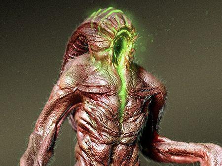 Toxic Alien