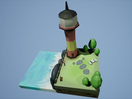 Weekly Drill 067 - #Lighthouse Project