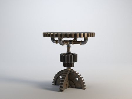Steampunk Table Version 2