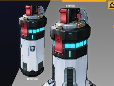 Electric Pulse Grenade