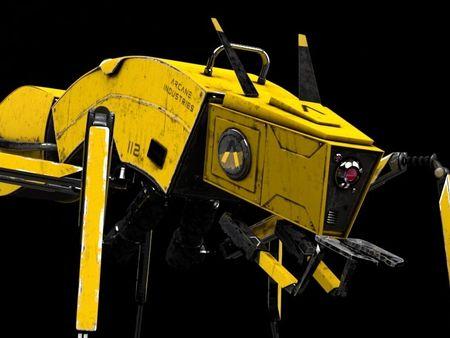 Ant Inspired Robot