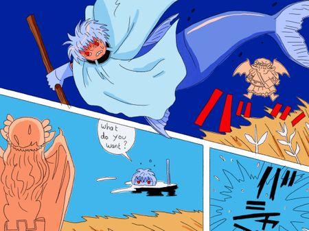 Manga fan-art «+Anima»