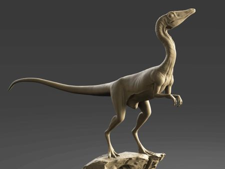 Compsognathus - Jurassic Park