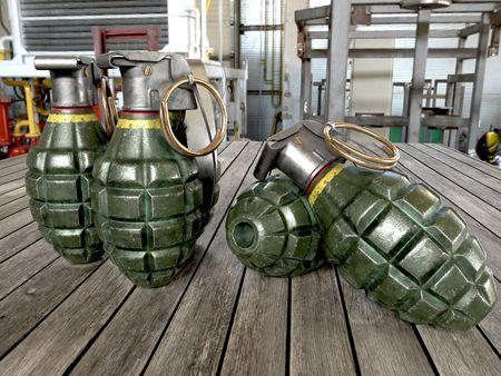 The MK 2 grenade - 3D MODEL