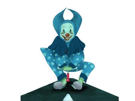 Kool Clownz- Concept Art 2