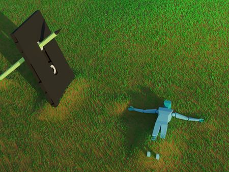 Lowpoly Character Animation
