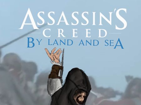 Assassin's creed by land and sea concept