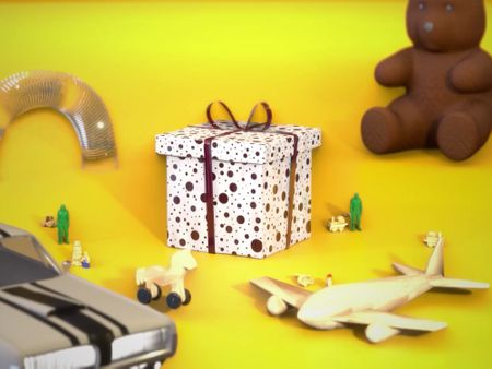 Toy store online commercial